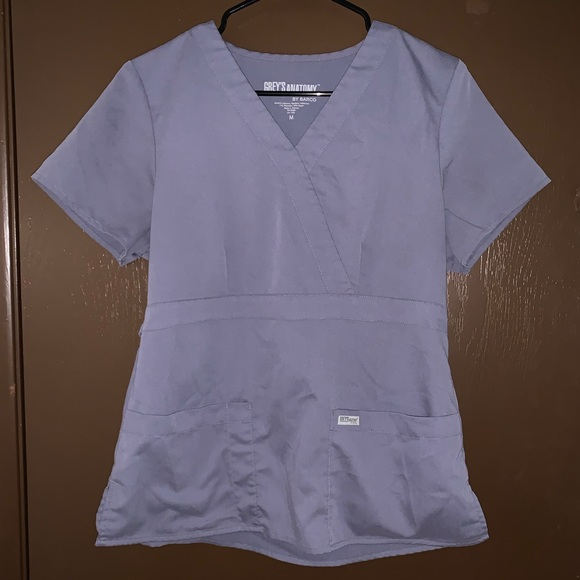 Grey's Anatomy Tops - Greys Anatomy Scrub Top